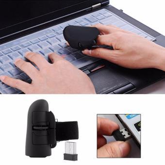 Chuột Sỏ Ngón Không Dây Công Nghệ Quang Dành Cho Laptop Máy Tính