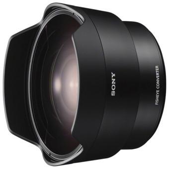 Chuyển đổi Ống kính mắt cá Fisheye Sony Fullframe SEL057FEC (Đen)