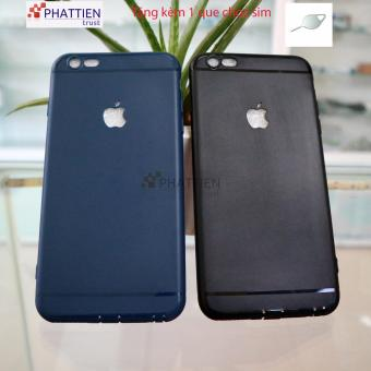 Combo 2 ốp lưng Iphone 6/6s cao cấp( 2 ốp đen và xanh lam)