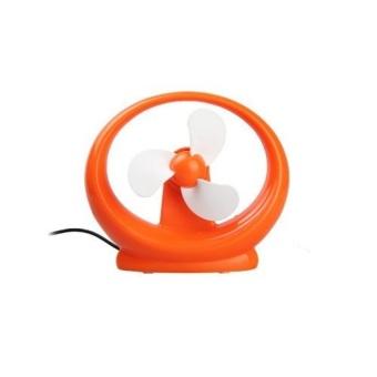Creative USB Mini Fan Concentric Circles Orange (Color:AsFirstPicture) - intl - 10293935 , OE680ELAA99LATVNAMZ-18369594 , 224_OE680ELAA99LATVNAMZ-18369594 , 520380 , Creative-USB-Mini-Fan-Concentric-Circles-Orange-ColorAsFirstPicture-intl-224_OE680ELAA99LATVNAMZ-18369594 , lazada.vn , Creative USB Mini Fan Concentric Circles Ora