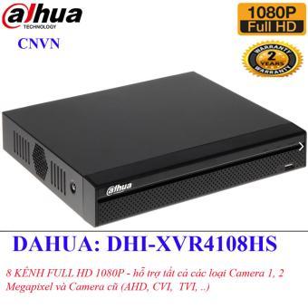 DAHUA DHI-XVR4108HS