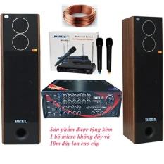 Cập Nhật Giá Dàn âm thanh karaoke gia đình BELL PA – 8800S