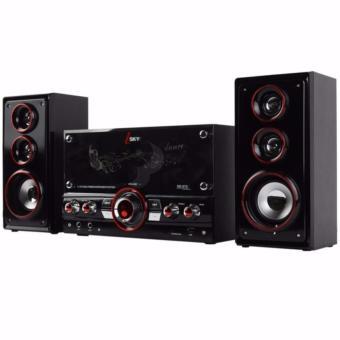 Dàn âm thanh tại nhà - loa vi tính hát karaoke có kết nối Bluetooth USB Isky - SK313U 2.1...