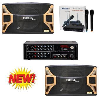 Dàn karaoke bell model 920 (vip)