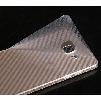 Dán mặt lưng Carbon cho Samsung J7 2016 - Trắng