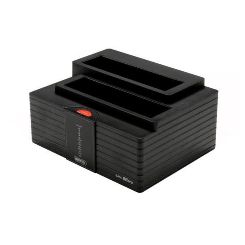 Bảng giá Đầu đọc ổ cứng và Coppy ổ cứng HDD Docking Unitek Y-3025 USB 3.0 Phong Vũ