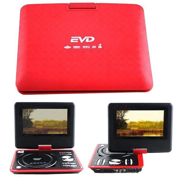 Hình ảnh Đầu DVD có màn hình Portable Evd 989 9.8