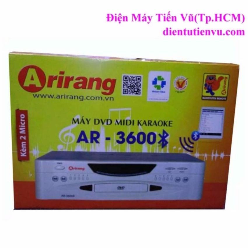 Đầu Karaoke Arirang AR-3600B (Bluetooth)