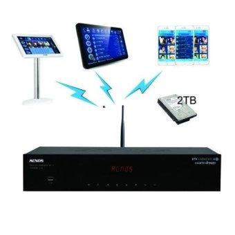 Đầu karaoke Wifi Acnos HDD 2TB - SK8910KTV-W (Đen)