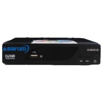 Đầu thu kỹ thuật số DVB-T2 Asanzo DVB-2018 (Đen)  giá rẻ nhất 219.000 đ