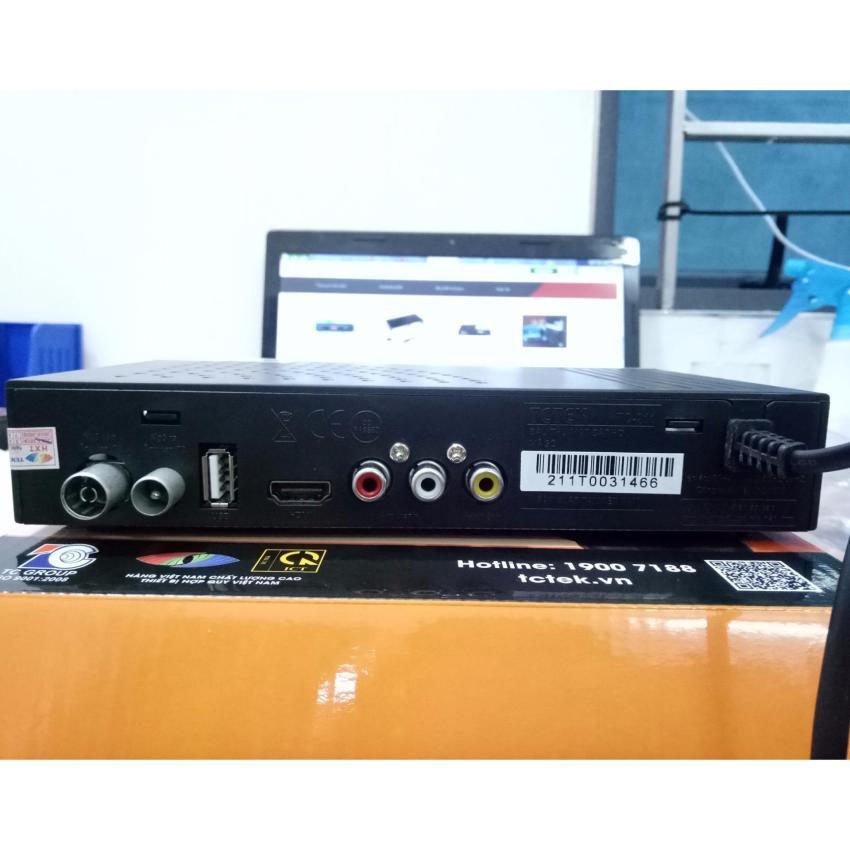 ĐẦU XEM TIVI DVB T2 TCTEK