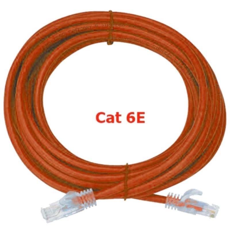 Bảng giá Dây cáp mạng Cat6E bấm sẵn 2 đầu 120m Phong Vũ