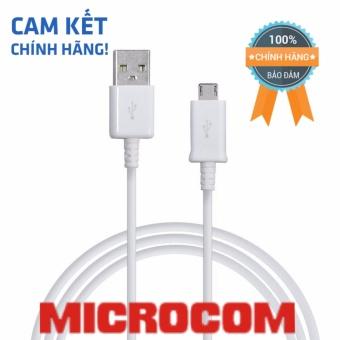 Dây cáp sạc MICROCOM dành cho điện thoại smartphone