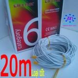 Dây mạng 20M LB-link bấm sẵn 2 đầu | day mang lan | day cap mang