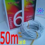 Dây mạng 50M LB-link bấm sẵn 2 đầu | day mang lan | day cap mang