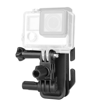 DAZZNE DZ-SG7 Universal Clip Head Mount Kit for Action SportCameras - intl