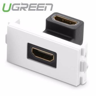 Đế HDMI âm tường bẻ góc 90 độ UGREEN MM113 20318