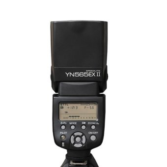 Đèn flash YongNuo YN-565EX II For Canon (Đen)