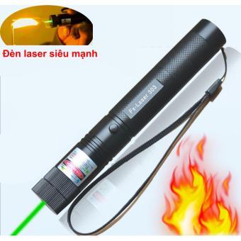 Đèn laser 303 FX 532nm (tia xanh)