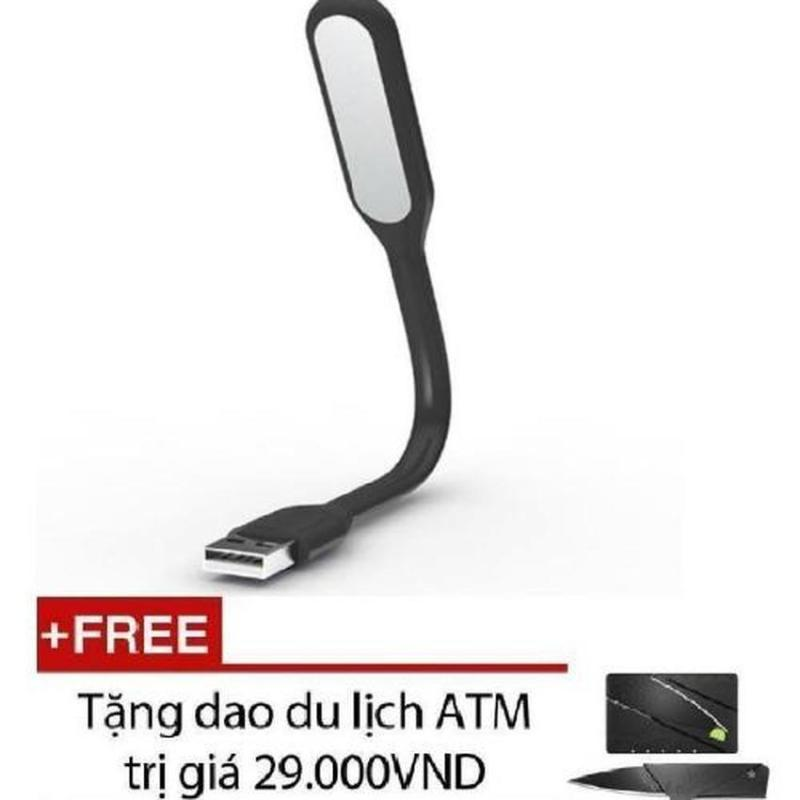 Bảng giá Đèn soi bàn phím cho laptop DSBPCLT-DEN (đen) + Tặng dao ATM (Đen) Phong Vũ