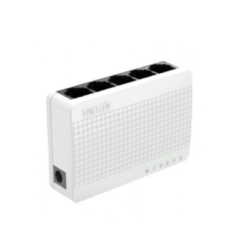 Bảng giá Desktop 5 cổng Switch TENDA S105 Phong Vũ