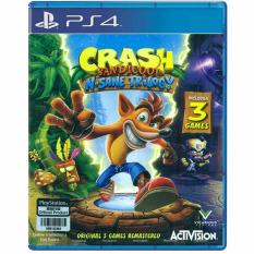 Cách mua Đĩa game Crash Bandicoot N-Sane Trilogy