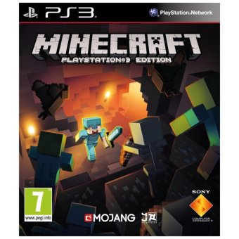 Đĩa game PS3 Minecraft PlayStation 3 Edition - 8701283 , PS782ELAA2B76HVNAMZ-3957721 , 224_PS782ELAA2B76HVNAMZ-3957721 , 560000 , Dia-game-PS3-Minecraft-PlayStation-3-Edition-224_PS782ELAA2B76HVNAMZ-3957721 , lazada.vn , Đĩa game PS3 Minecraft PlayStation 3 Edition