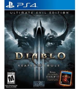 Đĩa game PS4 Diablo III: Reaper of Souls