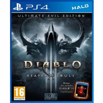 Đĩa Game PS4 Diablo III: Reaper of Souls Ultimate Evil Edition - Phiên Bản EUR
