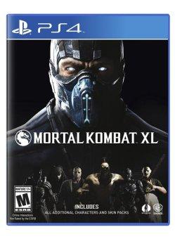Đĩa game Sony PS4 Mortal Kombat XL