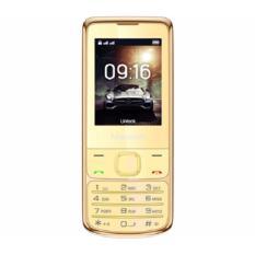 Điện thoại Masstel H860 (Viền mạ vàng)- Hàng nhập khẩu