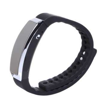 Digital Audio Voice Recorder Smart Wristband with MP3 - intl