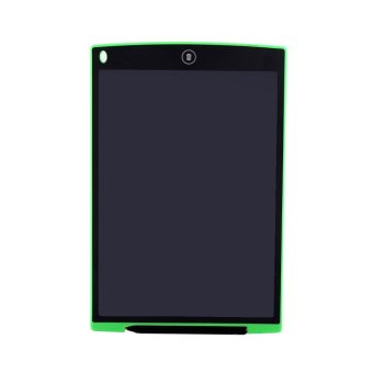 Giá Khuyến Mại Digital Portable 12 Inch Mini LCD Writing Screen Tablet Drawing Board for Adults Kids (Green) – intl