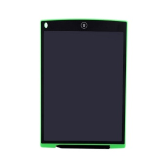 Digital Portable 12 Inch Mini LCD Writing Screen Tablet DrawingBoard for Adults Kids (Green) – intl   Đang Giảm Giá Tại ANCO LL