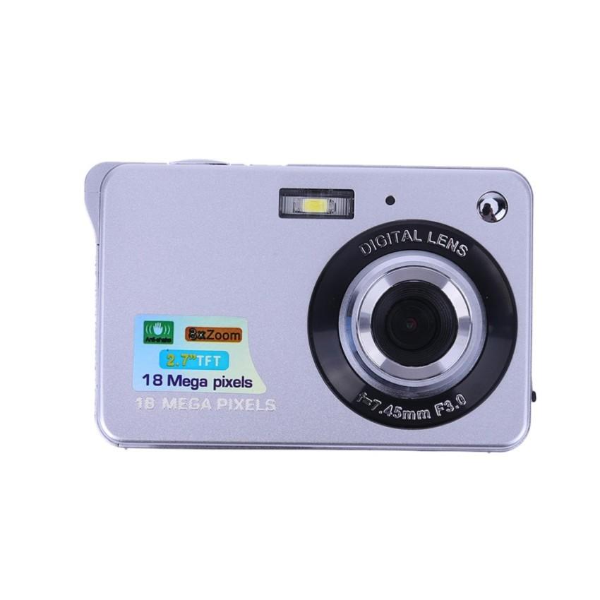Digital TFT LCD Camera 18MP 8X Zoom (Black) - intl