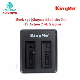 Dock sạc pin Kingma dành cho Pin camera Yi Action 2 4K Xiaomi - 8222472 , KI304ELAA31AD2VNAMZ-5281701 , 224_KI304ELAA31AD2VNAMZ-5281701 , 390000 , Dock-sac-pin-Kingma-danh-cho-Pin-camera-Yi-Action-2-4K-Xiaomi-224_KI304ELAA31AD2VNAMZ-5281701 , lazada.vn , Dock sạc pin Kingma dành cho Pin camera Yi Action 2 4K Xiao
