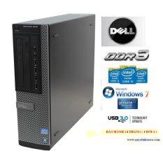 Đồng Bộ Dell Optiplex 9010 ( Core I7 3770 /4G/500G ) - Hàng Nhập Khẩu(Đen)
