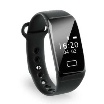 Đồng hồ theo dõi vận động có đo nhịp tim K18S (màu đen)