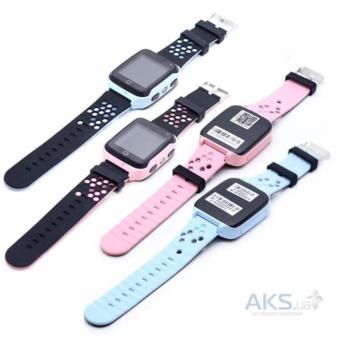 Đồng hồ thông minh định vị trẻ em GPS Tracker G900A (Hồng)