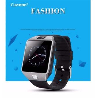 Đồng hồ thông minh gắn sim có Camera Cawono Z1 (Vàng nâu)
