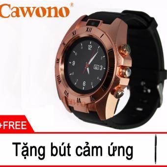 Đồng hồ thông minh mặt tròn Cawono Z5 + Tặng bút cảm ứng