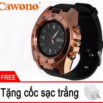 Đồng hồ thông minh mặt tròn Cawono Z5 + Tặng cóc sạc