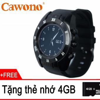 Đồng hồ thông minh mặt tròn Cawono Z5 + Tặng thẻ nhớ 4GB