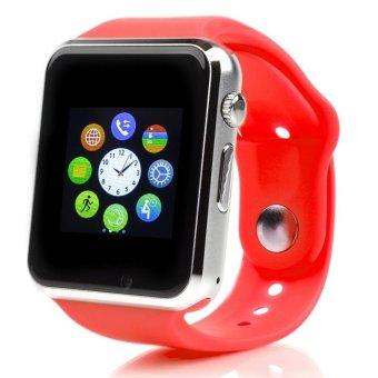 Đồng hồ thông minh Smart Watch A1 gắn sim độc lập (Đỏ) - 8738064 , SM017ELAA190EFVNAMZ-1884358 , 224_SM017ELAA190EFVNAMZ-1884358 , 341996 , Dong-ho-thong-minh-Smart-Watch-A1-gan-sim-doc-lap-Do-224_SM017ELAA190EFVNAMZ-1884358 , lazada.vn , Đồng hồ thông minh Smart Watch A1 gắn sim độc lập (Đỏ)