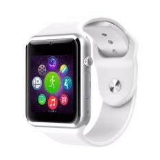 Đồng hồ thông minh Smart Watch GM08 (Xanh dương)