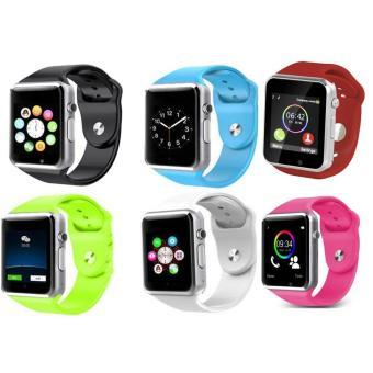 Đồng hồ thông minh Smartwatch A1 tặng bút cảm ứng ( Đen) - 8403779 , OE680ELAA678QNVNAMZ-11439791 , 224_OE680ELAA678QNVNAMZ-11439791 , 299000 , Dong-ho-thong-minh-Smartwatch-A1-tang-but-cam-ung-Den-224_OE680ELAA678QNVNAMZ-11439791 , lazada.vn , Đồng hồ thông minh Smartwatch A1 tặng bút cảm ứng ( Đen)