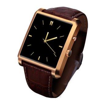 Đồng hồ thông minh smartwatch Smart DM08 (Nâu)
