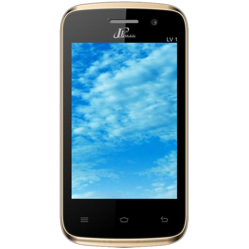 ĐTDĐ LVmobile LV1 - MH PDA 2 sim ( Vàng)