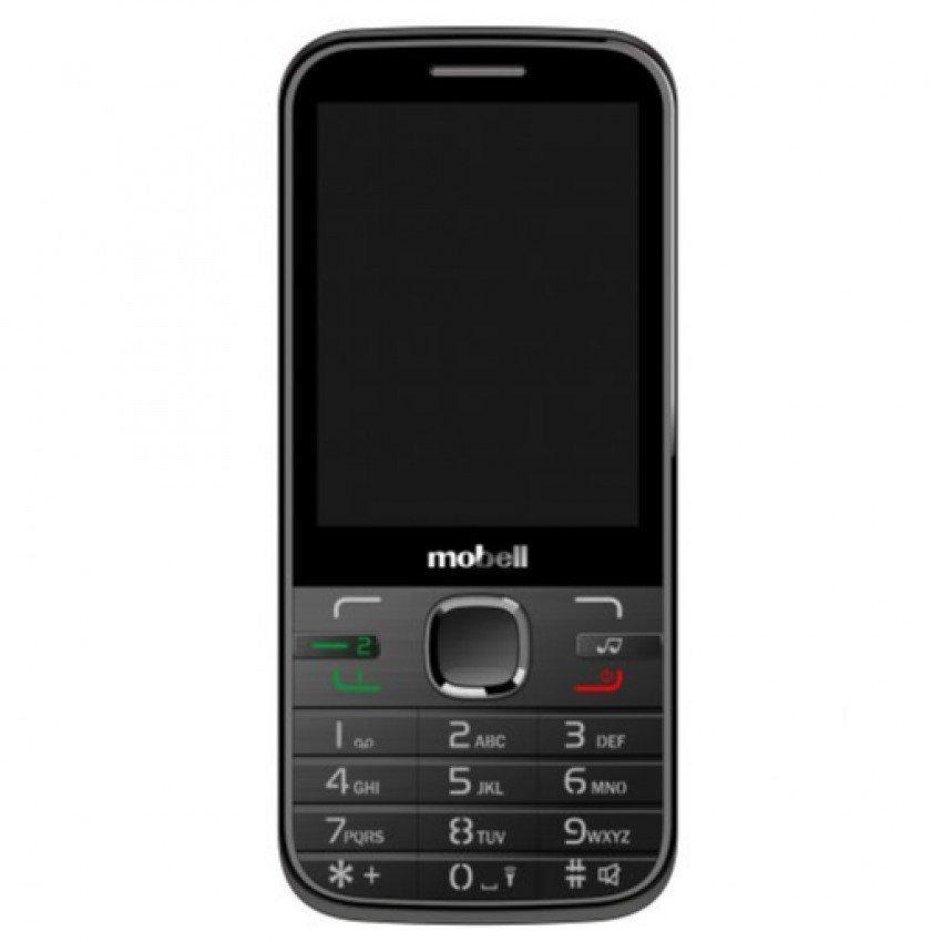 Hình ảnh ĐTDĐ Mobell M568 2 SIM (Đen)