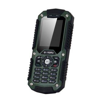 Nơi Bán ĐTDĐ Mobile Nomo LM128 (Xanh)
